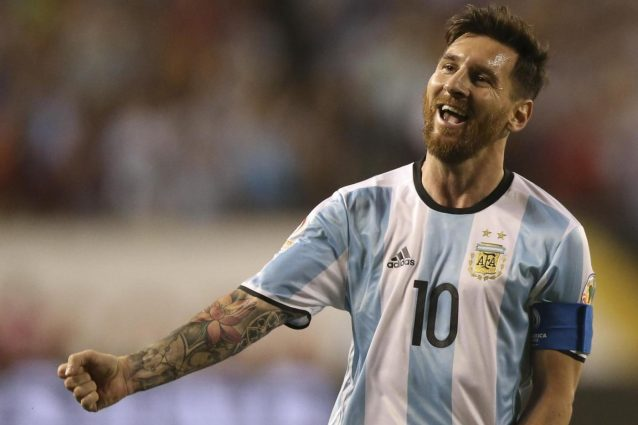 Mondiali 2018, Messi: