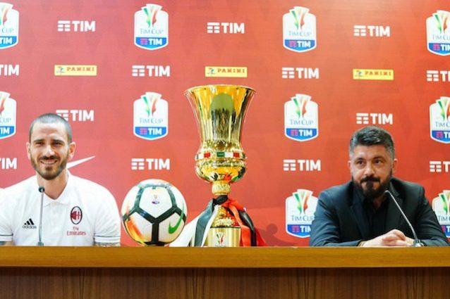 FInale Coppa Italia: Juventus-Milan, bianconeri stra-favoriti