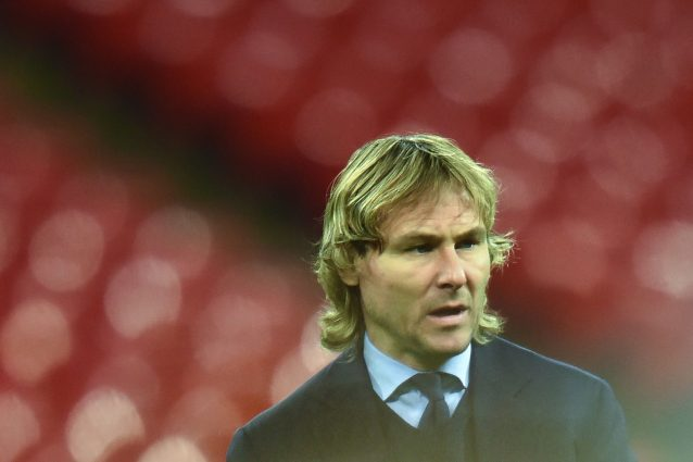 "Nedved: ""La Juventus deve puntare alla finale. Aouar? Ci pia"