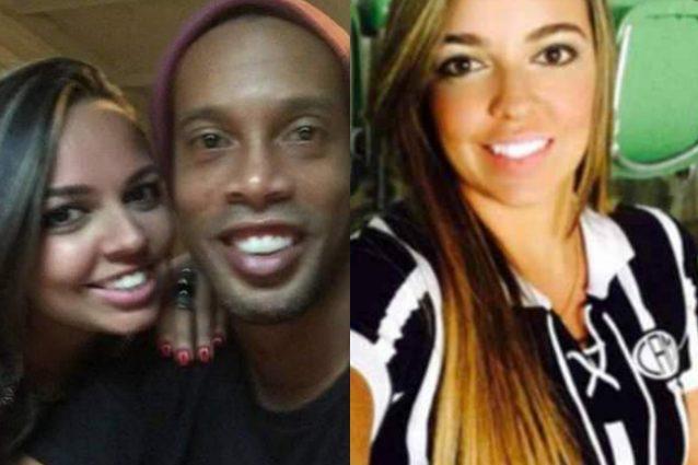 Ronaldinho raddoppia: sposerà due donne a Rio de Janeiro
