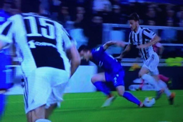 Calcio: Juventus Bologna 3-1