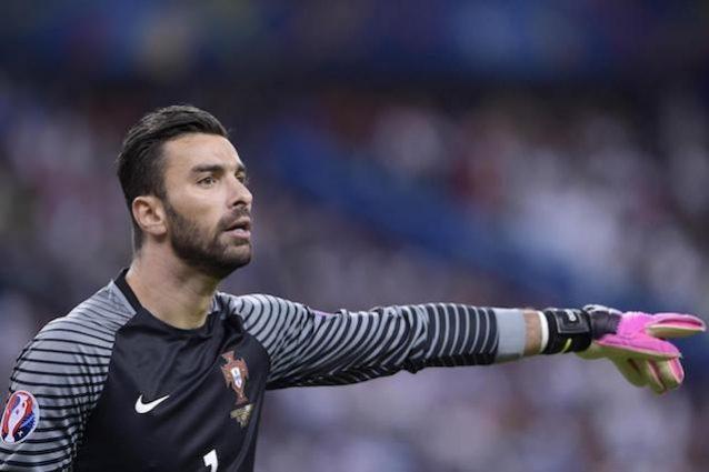 Napoli, è fatta per Rui Patricio in porta, lo Sporting conferma