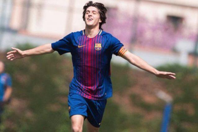 Calciomercato Juventus, dal Barcellona in arrivo il giovane Moreno