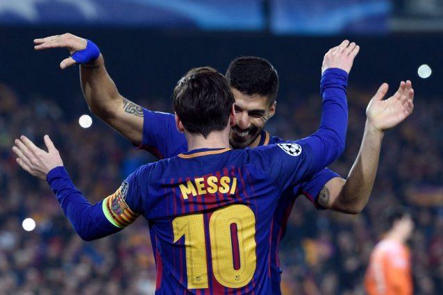 Barcellona: Suarez apre le porte all'approdo di Griezmann