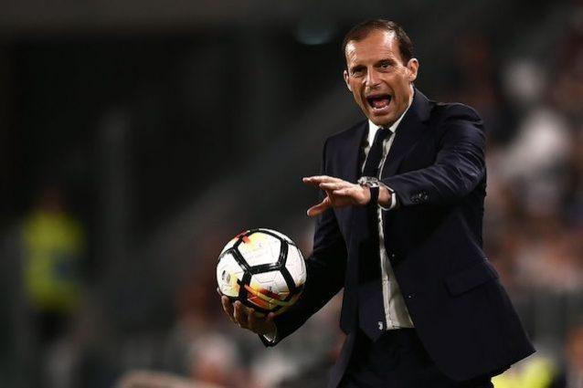 Allegri: 'Lusingato dal Real ma voglio vincere alla Juve