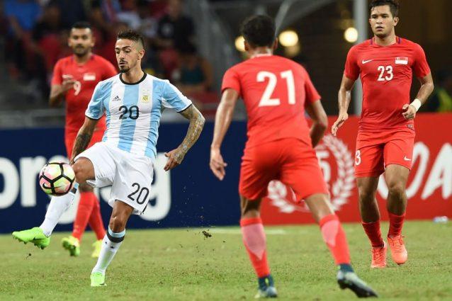 Argentina, anche Lanzini va ko: Sampaoli potrebbe chiamare Perotti