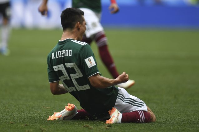Germania al palo, il Messico fa l'impresa