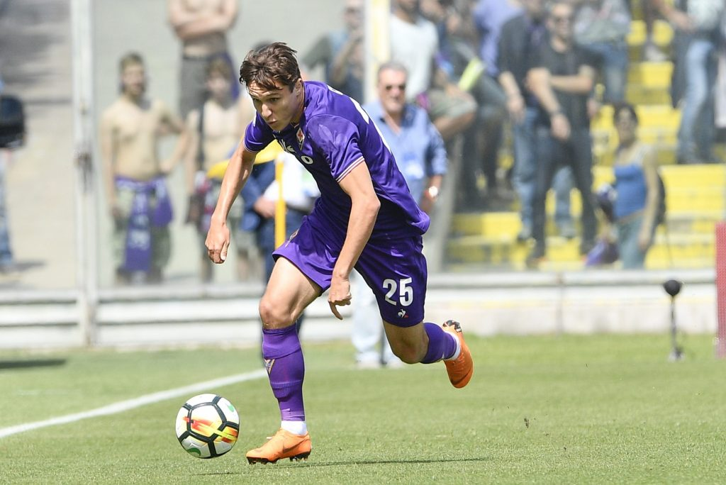Chiesa, la Fiorentina fa il prezzo