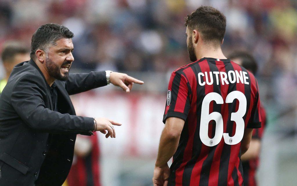 Milan, Gattuso in sede: incontro di calciomercato?