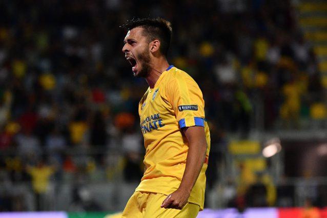 Serie B, Frosinone promosso in serie A: battuto il Palermo 2-0
