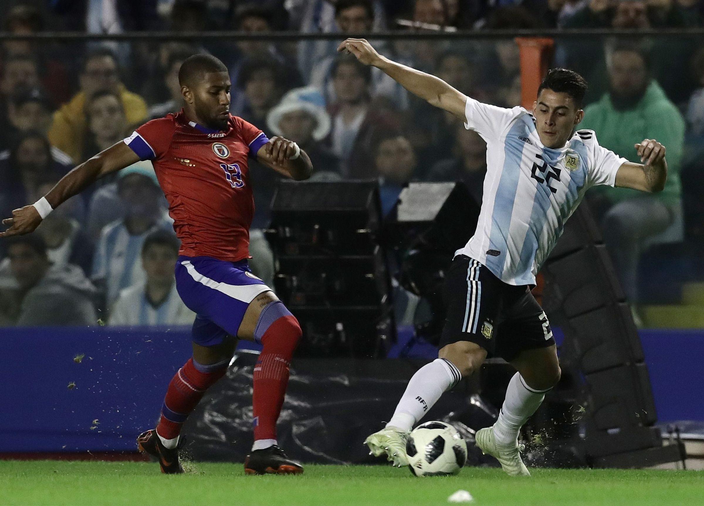 Argentina chi pavon il calciatore che messi vuole per for Idee per gara di cucina scout