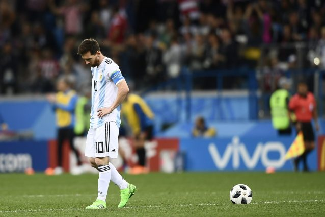Argentina-Islanda, le formazioni ufficiali: Higuain in panchina