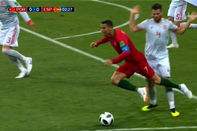 MONDIALI - Portogallo-Spagna: 3-3, Ronaldo mostruoso! Super tripletta di CR7