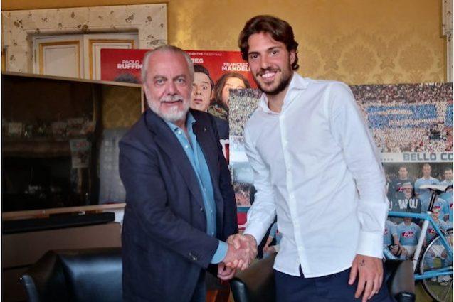 Calciomercato Napoli, ufficiale l'acquisto di Simone Verdi