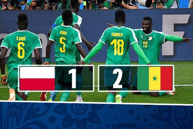 Mondiale: altro risultato a sorpresa. Polonia ko 1-2 contro il Senegal