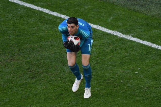 Courtois è già del Real Madrid