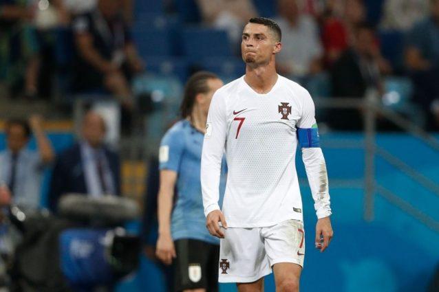 Cristiano Ronaldo avvistato a Caselle? No è Armando Izzo