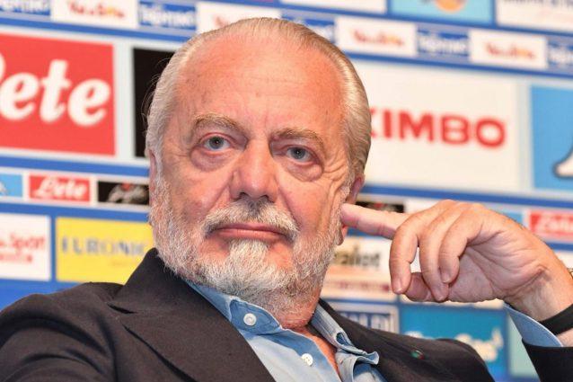 Calciomercato Napoli, De Laurentiis annuncia: