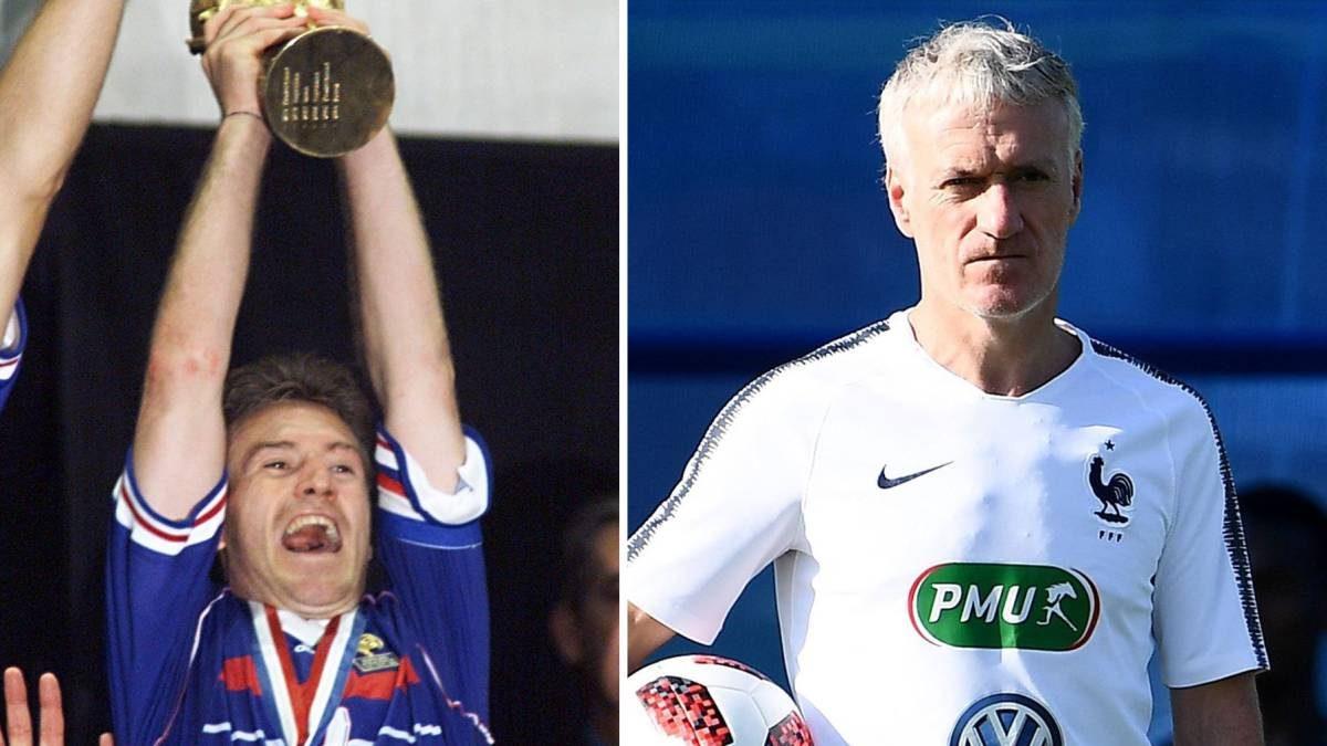 Deschamps Puo Eguagliare Zagallo E Beckenbauer Campione Del Mondo