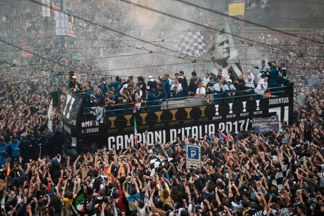 Tutti contro Ronaldo, ecco i big match della nuova Serie A