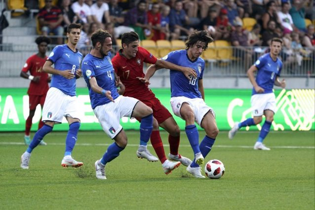 Europei under 19: azzurri Ko in finale dopo i supplementari