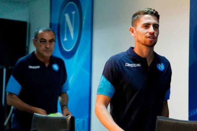 Chelsea, Antonio Conte esonerato. Arriva Sarri con Jorginho