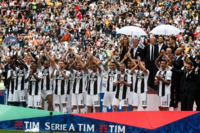 Il 26 luglio i calendari della Serie A dagli studi di Sky