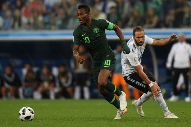Mondiali, incubo Obi Mikel: