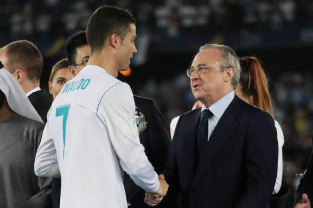 Ronaldo-Juve ecco la svolta: Perez convoca d'urgenza Jorge Mendes