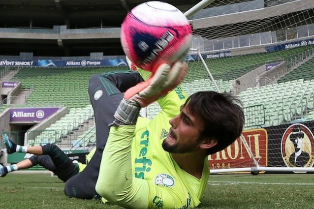 Calciomercato Roma: ecco chi è il portiere Fuzato del Palmeiras