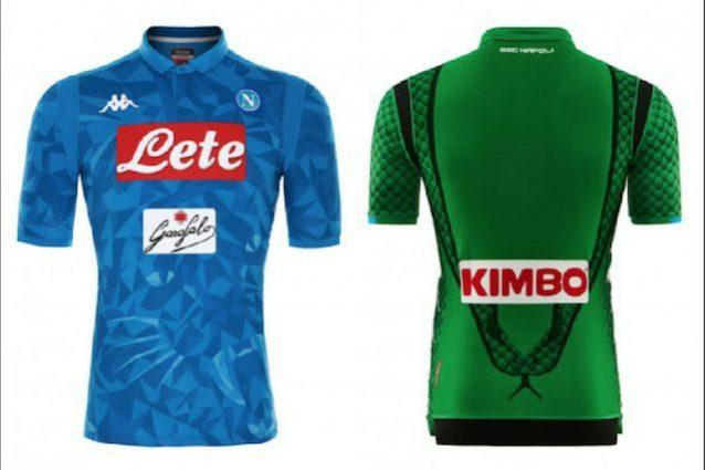 Napoli, presentata la nuova divisa: sulla maglia c'è una pantera ruggente