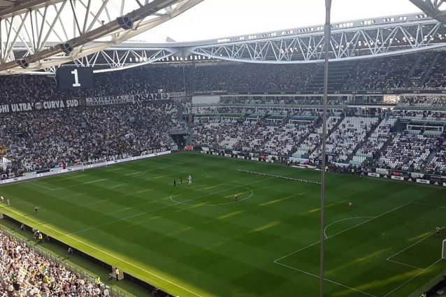 Coronavirus, Juventus Inter trasmessa in chiaro in tv?