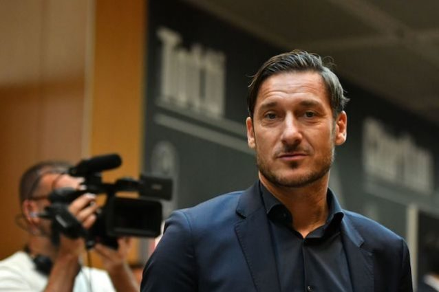 Totti 'Pastore top player, ci serviva'