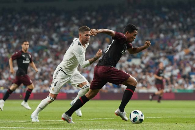 Calciomercato Milan, Castillejo torna di moda: la strategia del Diavolo