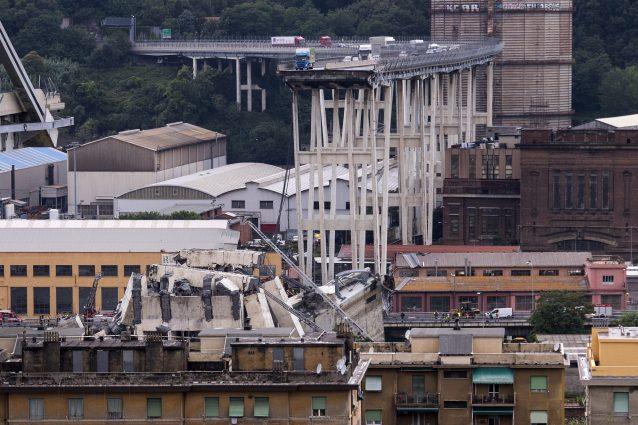 Crollo ponte Genova, ex portiere Cagliari: