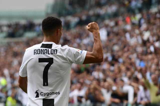 Juventus, l'orgoglio di Cristiano: