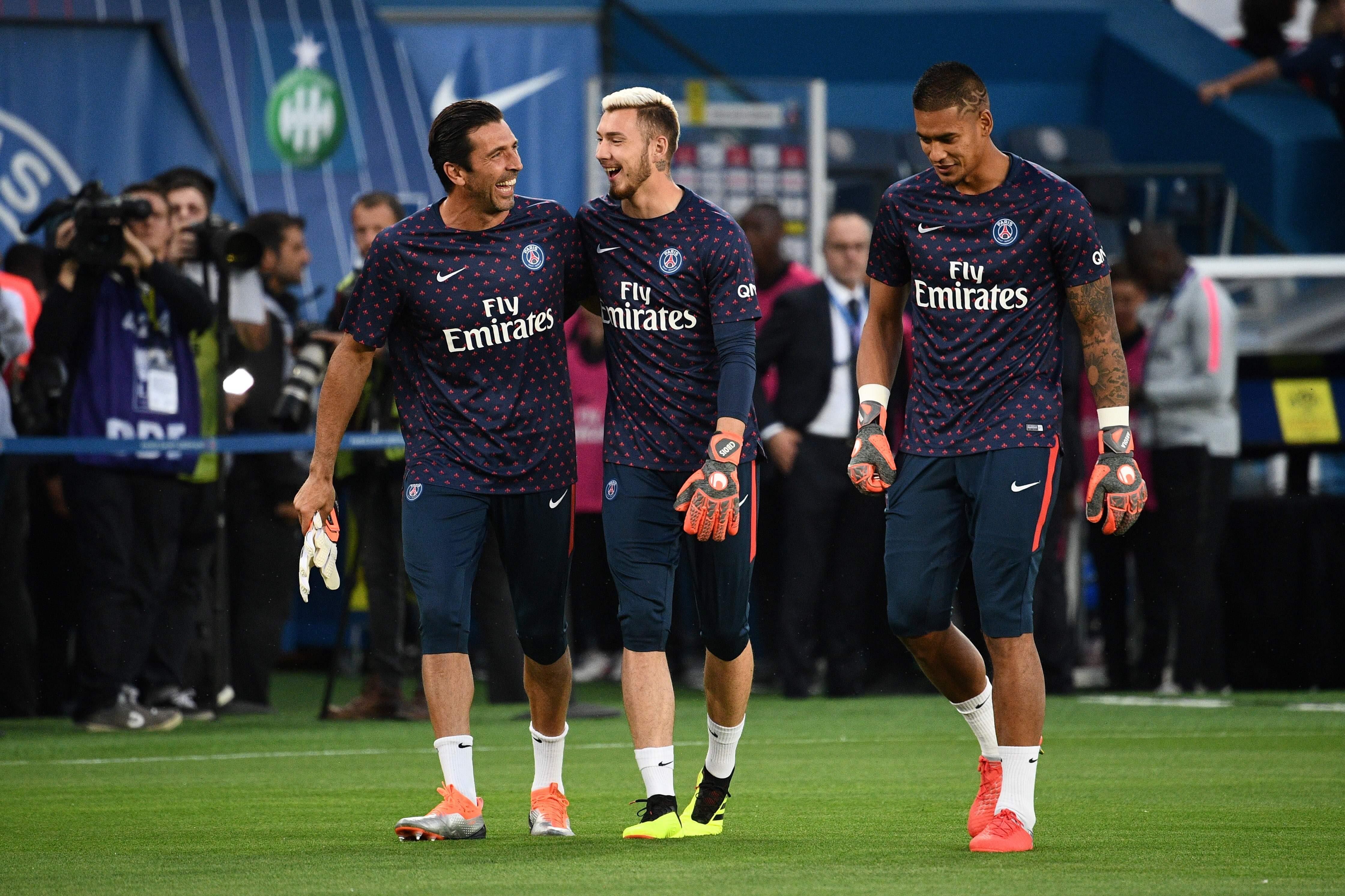 Maglia Paris Saint-Germain Moussa DIABY