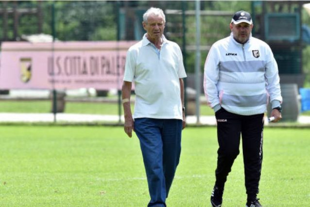 Serie B Palermo, Stellone nuovo allenatore. Tedino esonerato