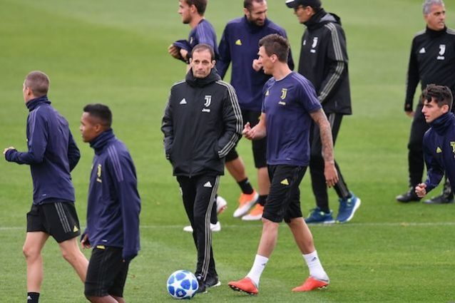 Juventus-Young Boys, Allegri: