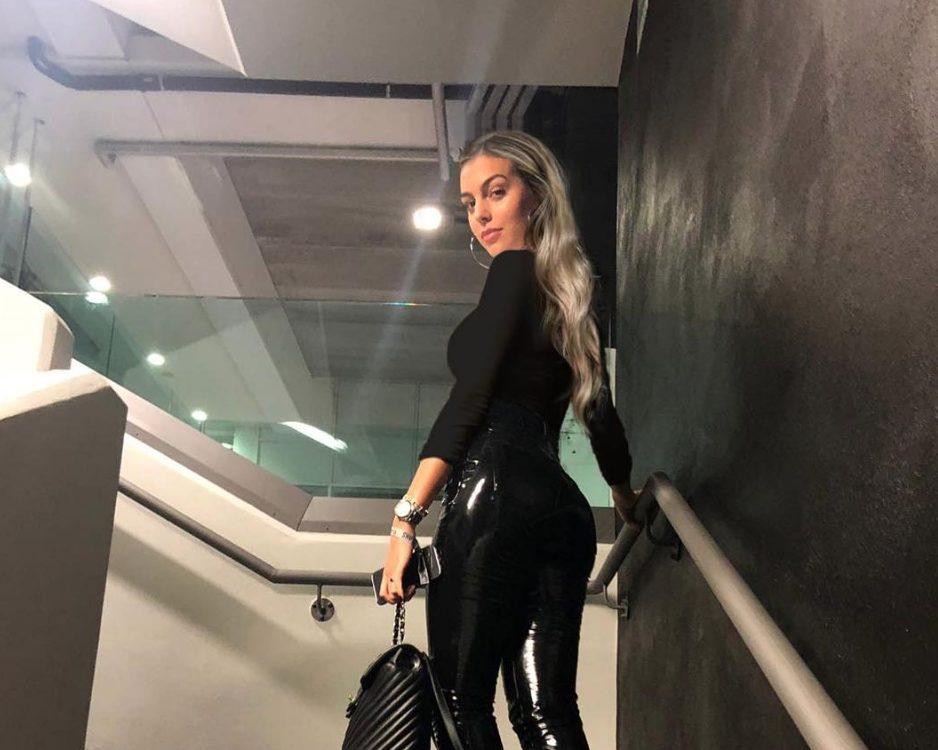 Georgina Rodriguez Si Fa Bionda, Il Nuovo Look Sbanca Su