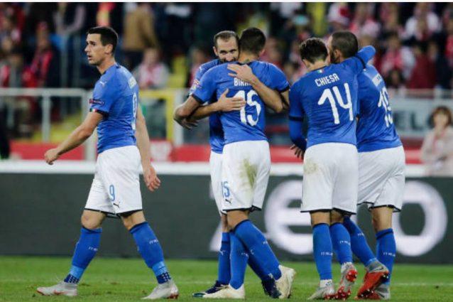 Qualificazioni Europei 2020, l'Italia pesca la Bosnia di Dzeko
