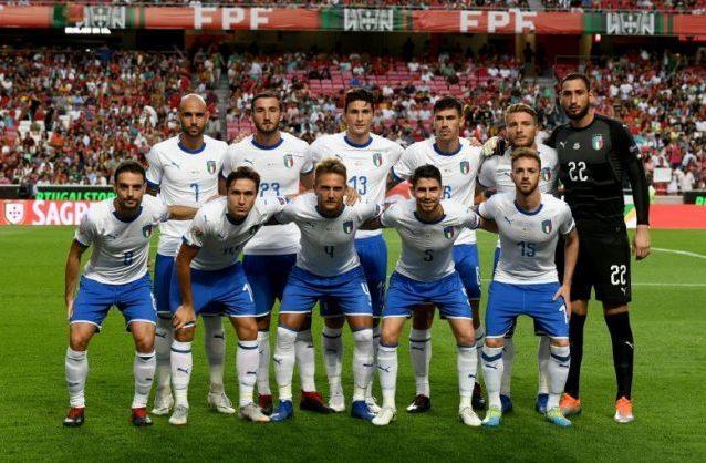 Calendario Nazionale Calcio.Italia Notizie Sulla Nazionale Di Calcio Calcio Fanpage