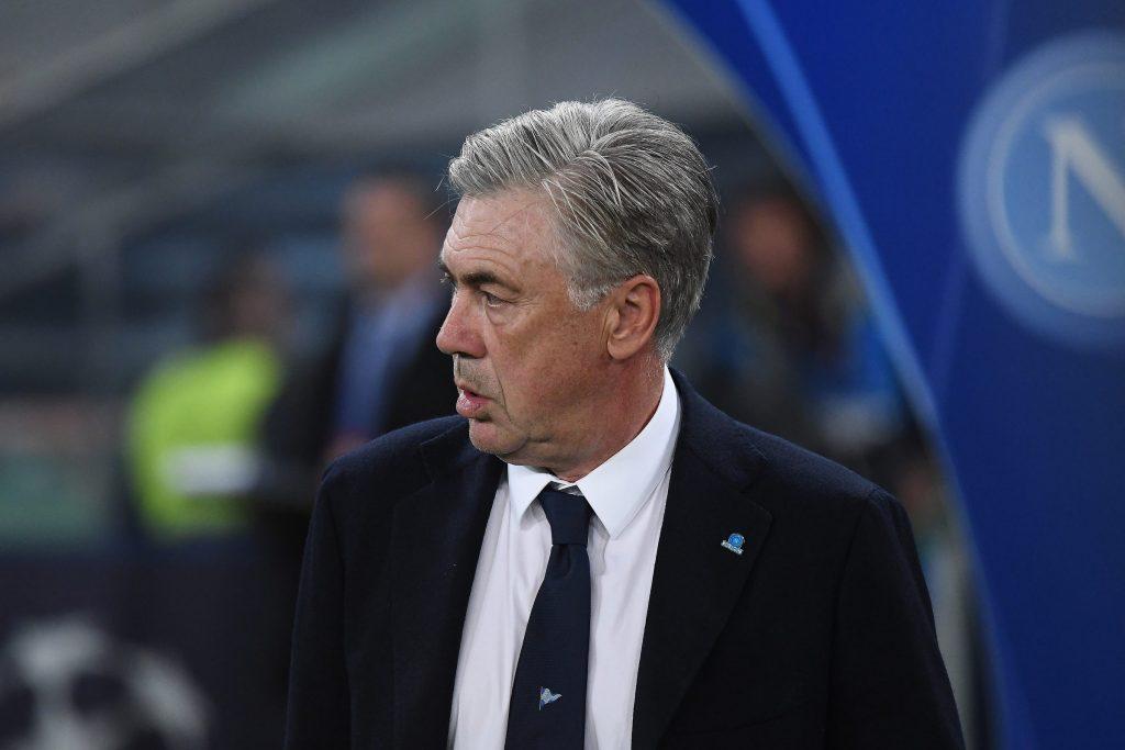 """Le rivali – Ancelotti: """"Juve favorita, ma il Napoli e le altre lotteranno fino in fondo"""""""