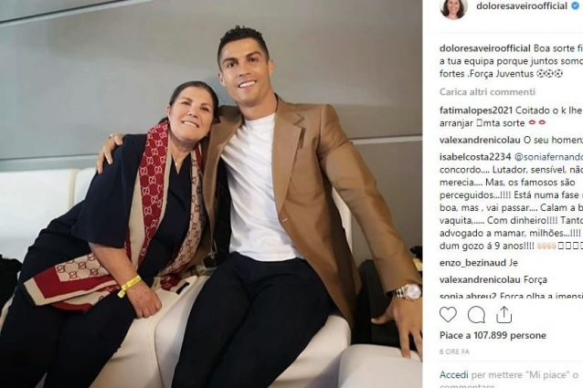 Legale Ruby: lei con CR7 è una fake news