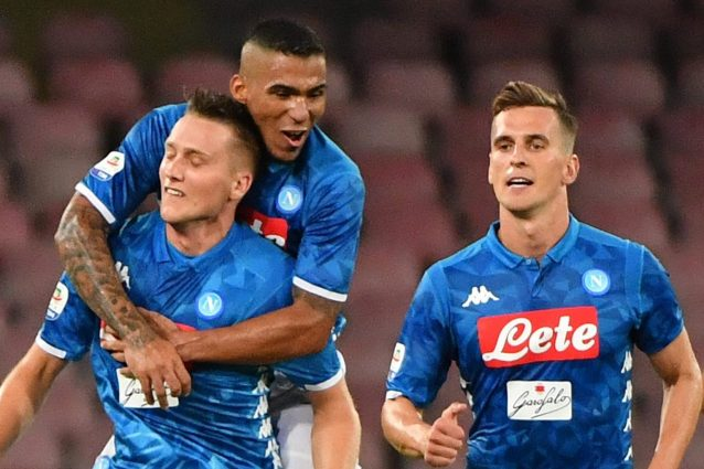 Lazio-Inter e Genoa-Udinese, rischio rinvio per maltempo