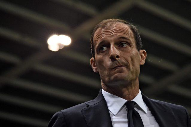 Juventus-Cagliari, Allegri: