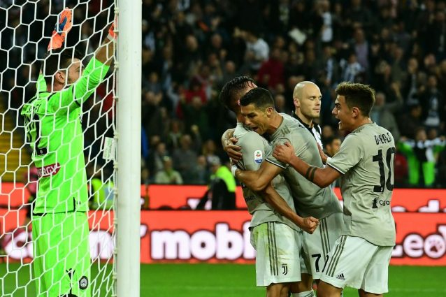 Champions: tutto Juve-Manchester United