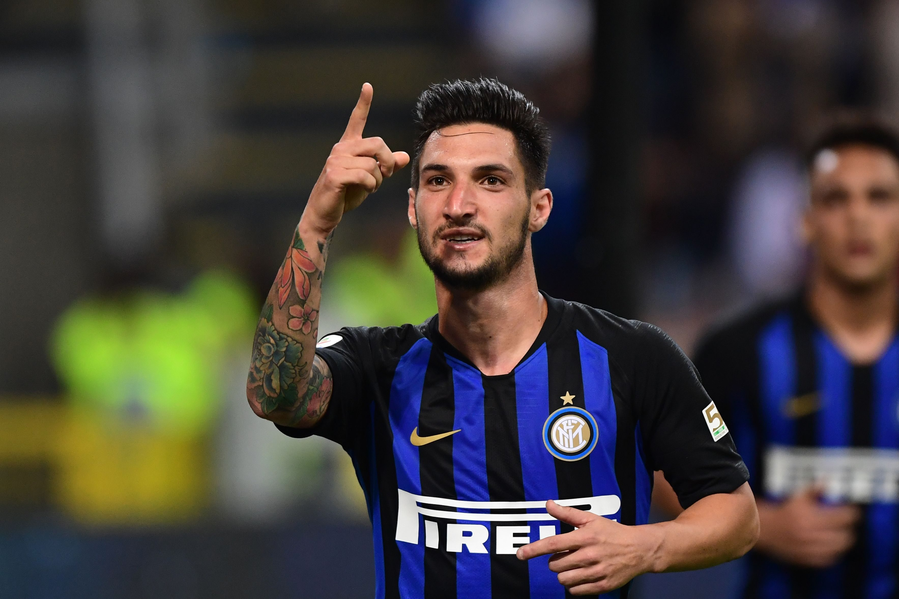 Inter, secondo l'Uefa Matteo Politano è tra i 4 migliori acquisti ...