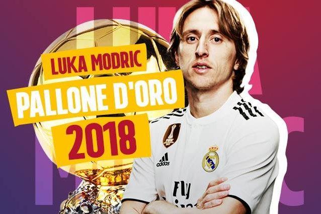 Pallone d'Oro, spunta la lista in anticipo: trionfa Modric