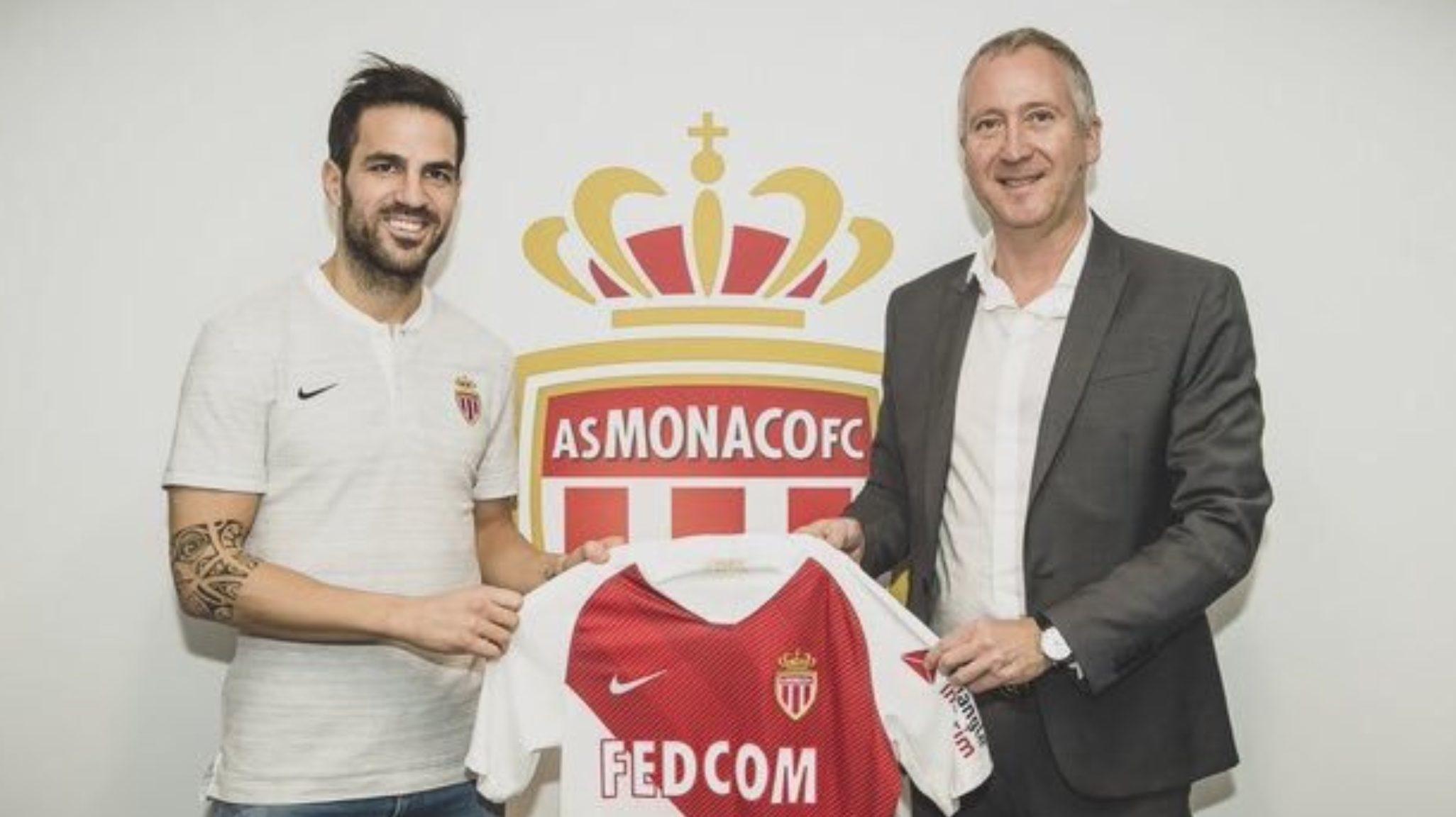 Calciomercato, ufficiale, Cesc Fabregas è un giocatore del ...
